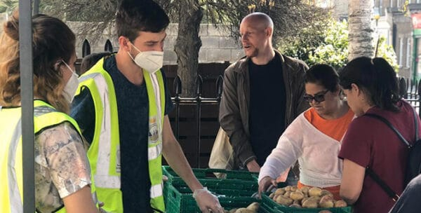 Foodbank and Groceries aid London